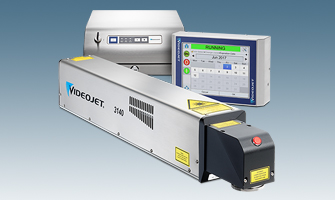 Videojet 3140 CO₂ Laser Marking Equipment