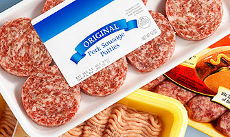 Continuous Inkjet applications for Meat and Poultry